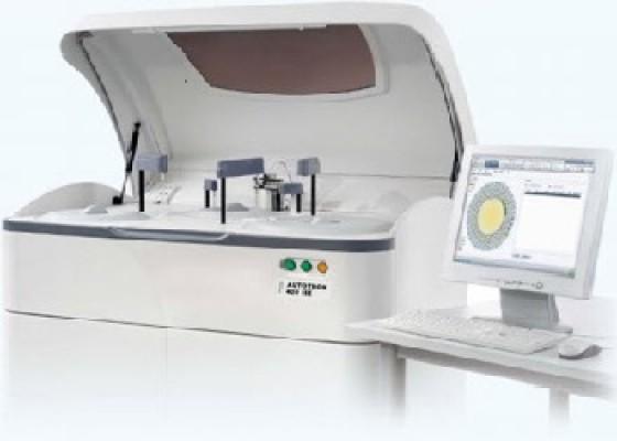 Model: Autotron 420 ISE